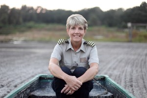 Captain Connie Mann