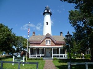 St Simons Lighthouse, GA