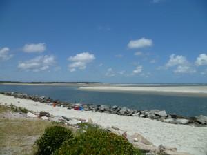 Sandbars at St. Simons Island
