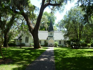Christ Church, St. Simons Island, GA