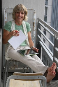 Connie Mann Making Forward Progress