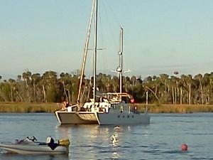 White Dove Catamaran