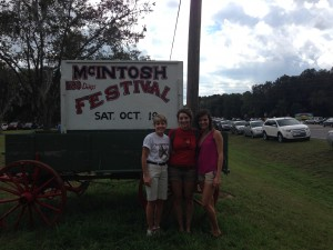 Girl's Day at mcIntosh 1890s Festival