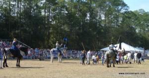 Jousting Tournament