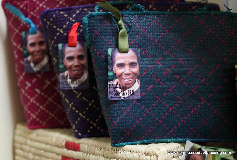 Blessing Basket Weavers